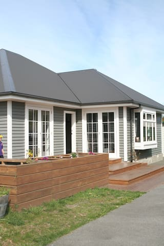 Character Bungalow New Brighton - Christchurch - House