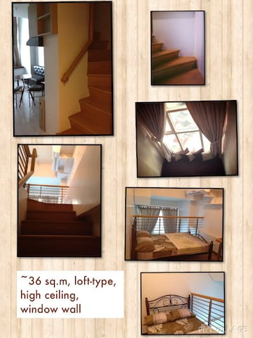 Stay in the heart of Ortigas Center