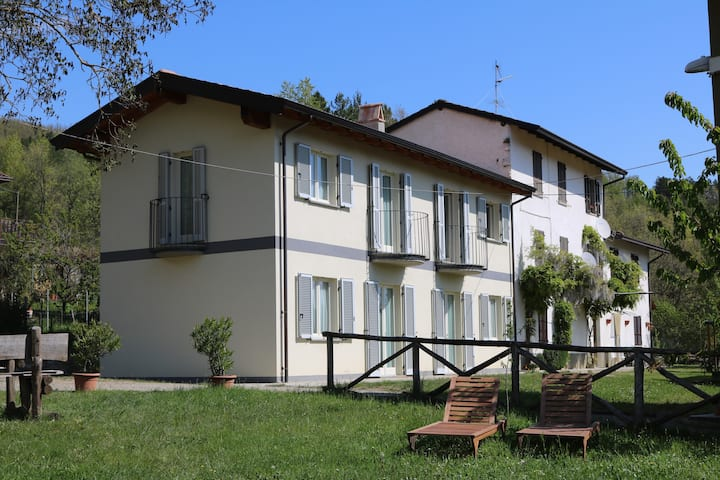 Miniappartamenti nel verde