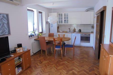 Sunny apartment in Portorose - Lucija