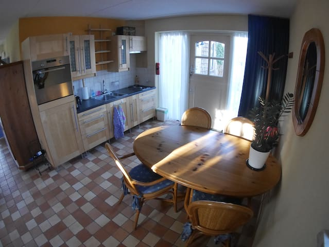 Nice apartment for 2 persons (near Giethoorn)