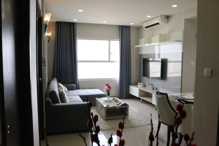 Beautiful stylish townhouse in Binh Thanh District
