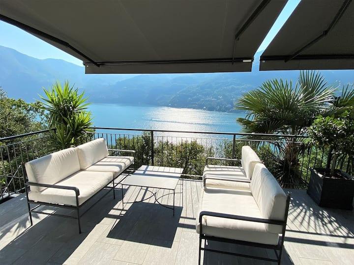 Villa Nuova Regina Carate Urio Lake Como