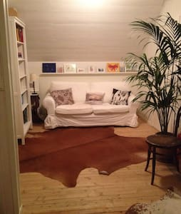 Room 10 min by car from Stokmarknes - Stokmarknes - Penzion (B&B)