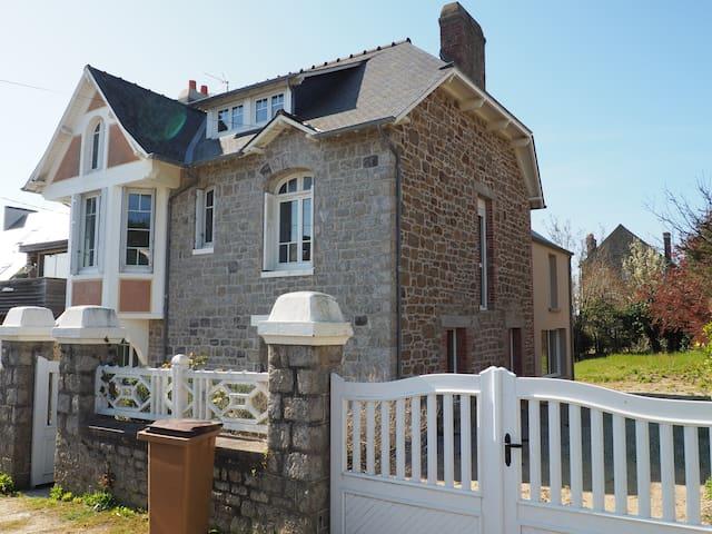 Vacances côte d'émeraude Lancieux - Lancieux - Maison