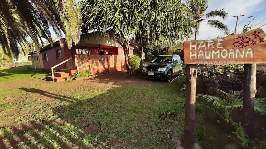 Haumoana Tour & Alojamiento (Capacidad 6 personas)