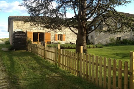 House / barn renovated Quercy nine - Montaigu-de-Quercy - Other