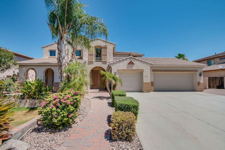 Private Comfy & Clean Guest Suite in Chandler