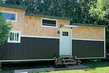 Modern Rustic Tiny House Living