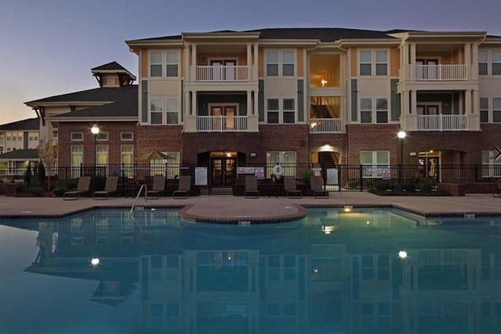 Luxury apartment in RTP- 1 bedroom - Durham - Apartament