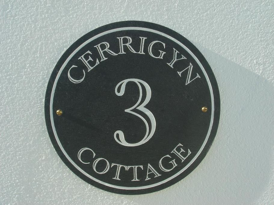 Welcome to Cerrigyn Cottage!