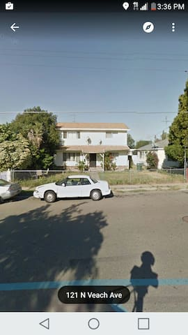 3 bedroom 2 bathroom duplex - Manteca - Haus