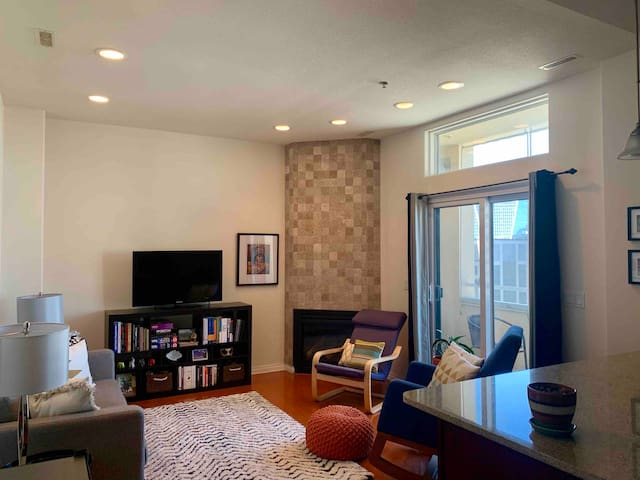 Downtown High Rise Exec Condo - Great Location!