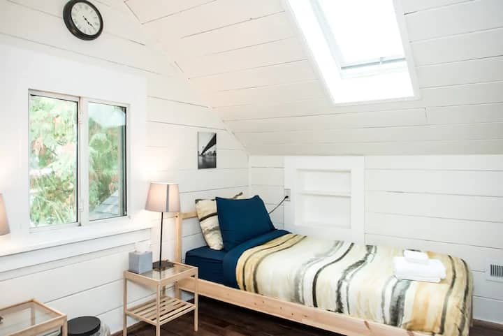 The Brooklyn Room -Shared Coed (Left Bed)