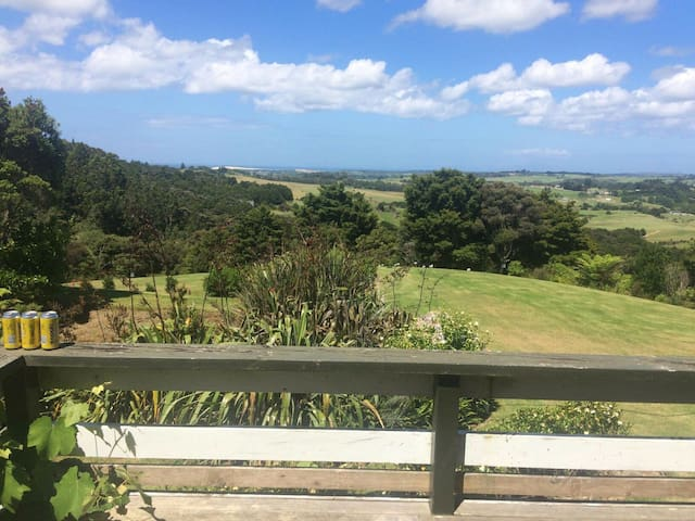 Mangawhai views and tranquility