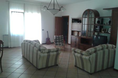 CONOSCERE E VIVERE IL GARGANO - MARE E MONTI - Cagnano Varano - Wohnung