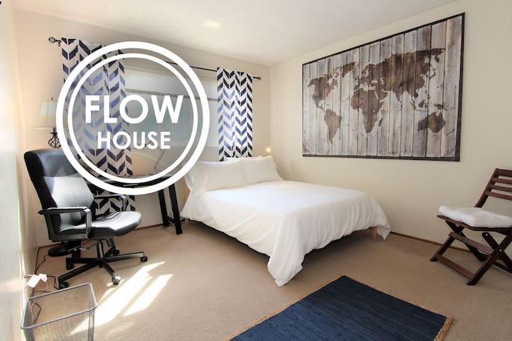 FLOW HOUSE | Establisher's Pad