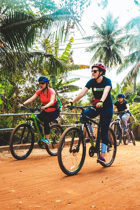 Cycle through Siem Reap Villages