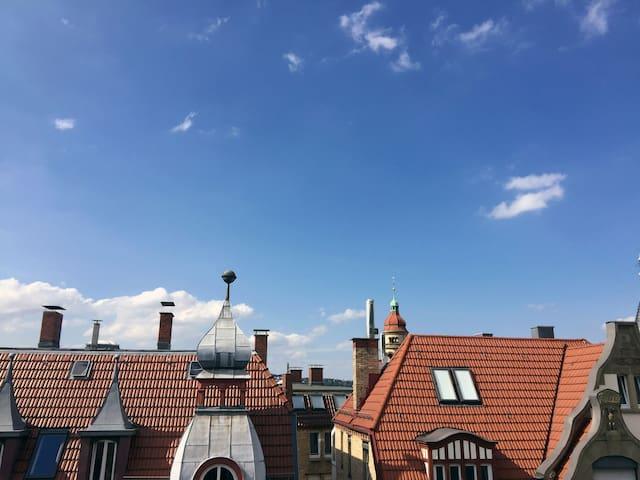 Altbauwohnung im Herzen Stuttgarts