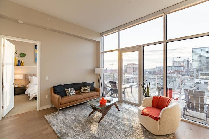 Homey place just for you | 1BR in Nashville