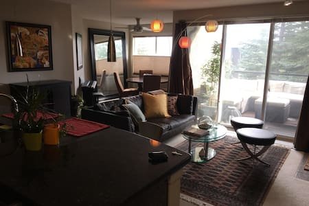 Boutique Condo Overlooking Downtown
