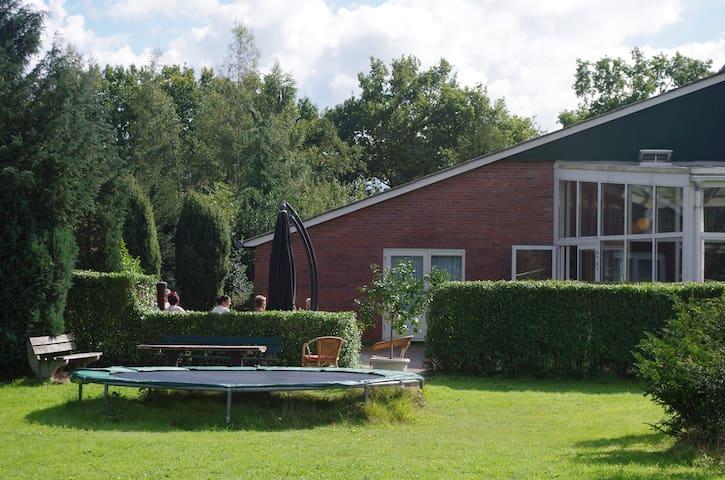 Vakantieboerderij met uitzicht op de Lemelerberg