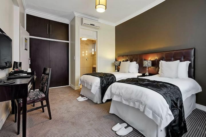 Ascot Boutique Hotel - Twin Room