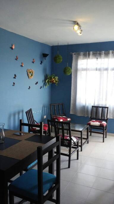 Sala. (Living room)