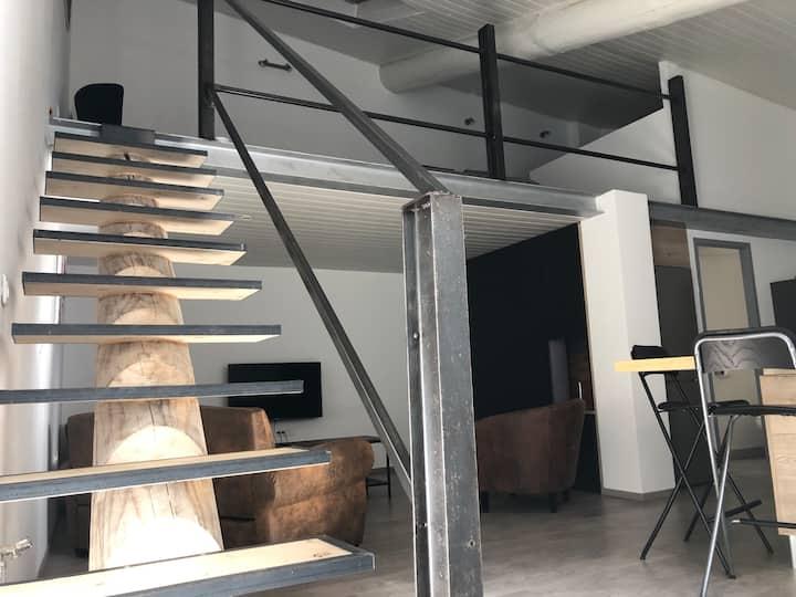 Appartement au coeur de L'Isle-sur-la-Sorgue