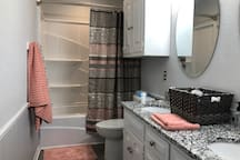 2 Bathrooms with Shower