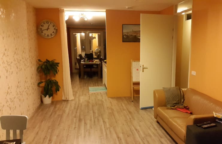 Furnished Room IN Apartment-Utrecht