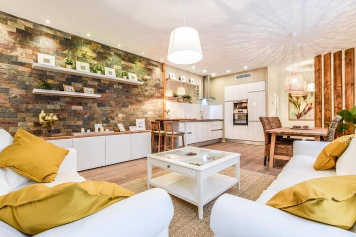New modern flat-5 PAX-Salamanca-MAD neighbourhood