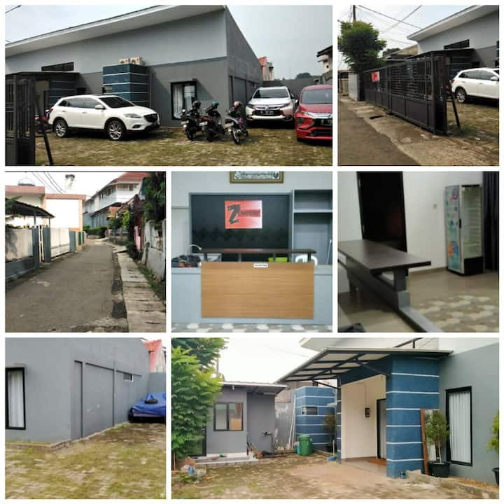 ZoneStay Exclusive Fullfurnised Kos an di Bogor
