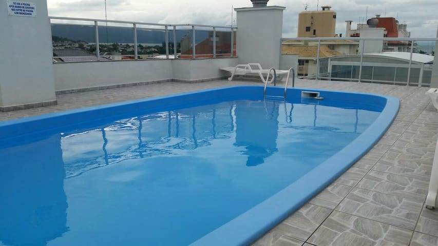 Apartamento em Jurerê Internacional - Florianópolis - Lejlighed