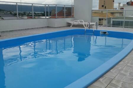 Apartamento em Jurerê Internacional - Florianópolis - Wohnung