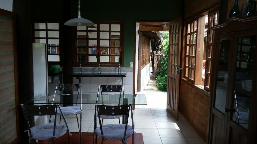 Descanse em linda CASA no centro histórico de Piri - Pirenópolis - Rumah