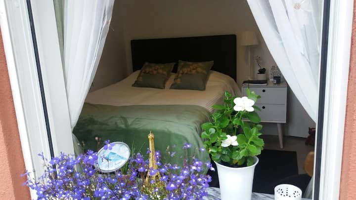 Room close to the sea and the centre of Gothenburg
