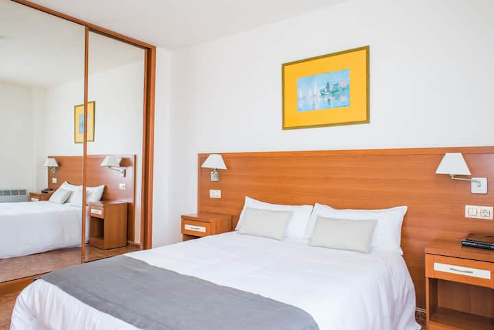 Apartamento Vistas en Aparthotel Playas Liencres