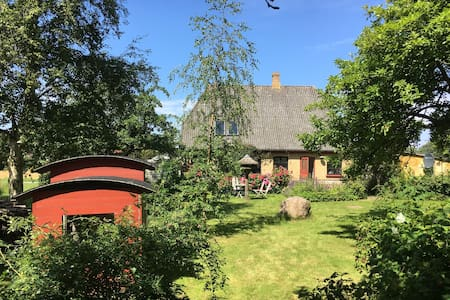Country House on the Island of Ærø