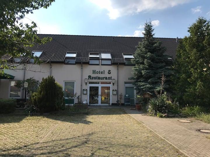 B&B, Hotel Rosengarten, Frankfurt Oder