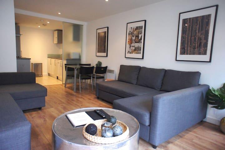 Brick Lane Shoreditch Apartment