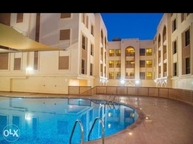 Mazaya residential (Website hidden by Airbnb) the heart of Muscat