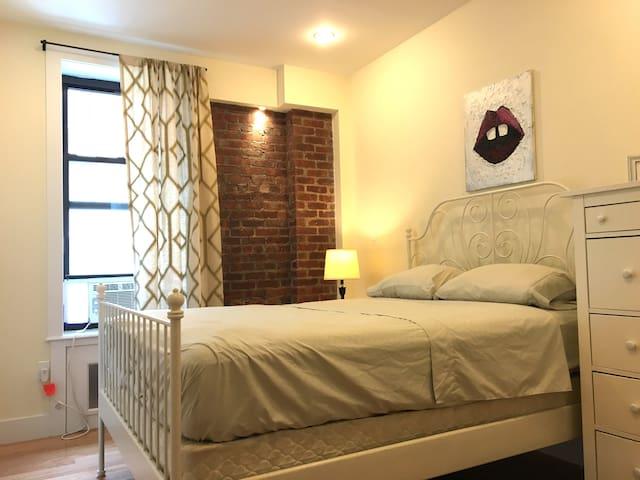 Harlem luxury w/ great amenities!