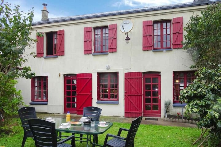 4 star holiday home in Etretat