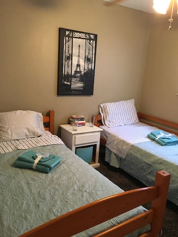World Traveler's Cozy Corner! - San Antonio