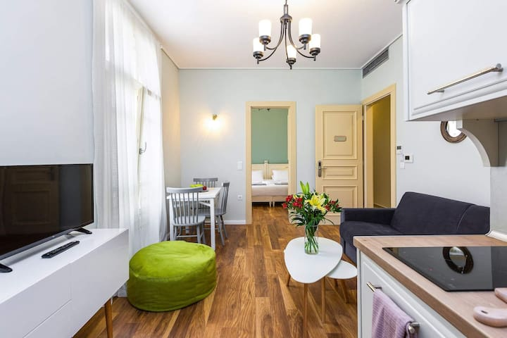 Seashell Luxury  Suite in the heart of Rethymno