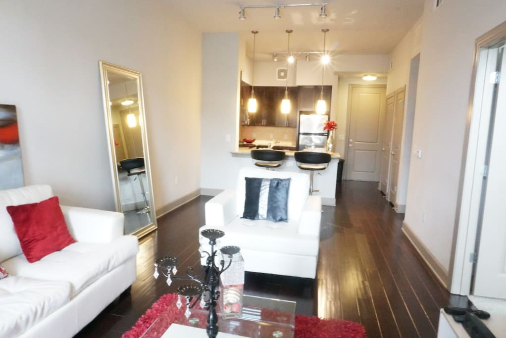Luxury 1 Bedroom Heart Of Buckhead Apartments For Rent In Atlanta Georgia United States