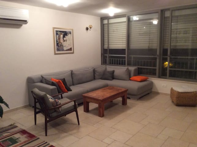 beautiful apartment in Ramat Gan