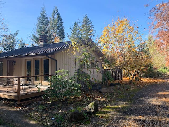 Home on retired Ranger Station