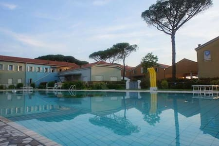 Relax in the green and beautiful pool - Jesolo - Αρχοντικό